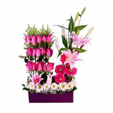 Arreglo Floral para Ella - ELLA003