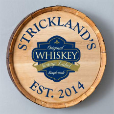 Whisky barril sesión