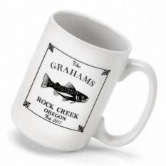 Taza de café de la serie de cabina