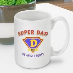Taza de café personalizada del papá estupendo