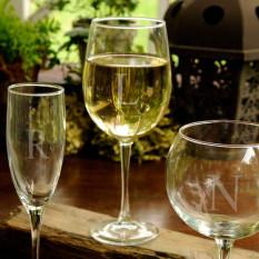Vidrio del vino blanco (19 oz)
