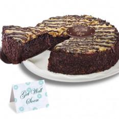 "Chocolate alemán ""Consiga pronto"" la torta"