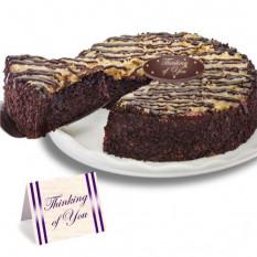 "Chocolate alemán ""porque sí"" Cake"