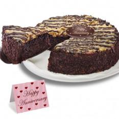 """Pastel de chocolate alemán """"Aniversario"""""""