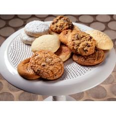 Una docena de galletas gourmet surtidas