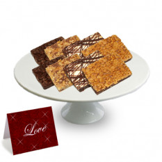 Surtido Gourmet Brownie Sampler-