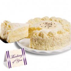 "Vainilla ""porque sí"" Cake"