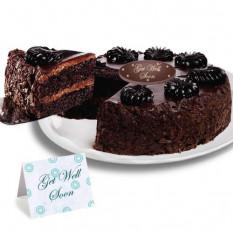 """Pastel de mousse de chocolate torta """"consigue pronto"""""""