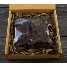 Corteza de granada chocolate oscuro - 1 libra