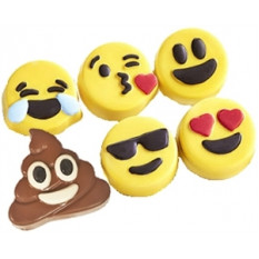 Oreo Cookies - Emojis, juego de 12