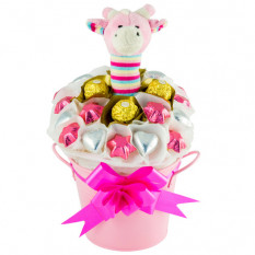 Soft N Sweet Girl - Chocolate Hamper