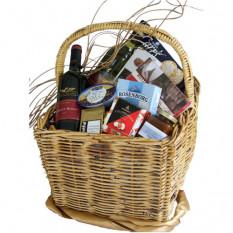 Receta definitiva: cesto de regalos gourmet