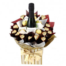 First Class Bubbles - Chocolate Hamper