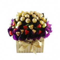 Flores de Ferrero - Chocolate Hamper